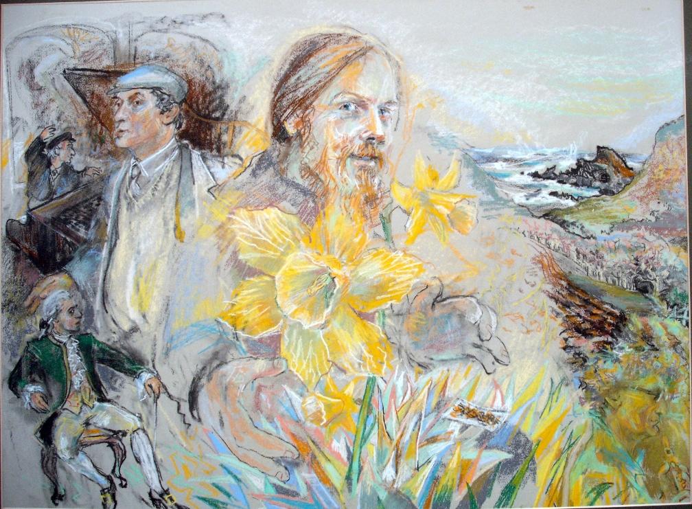 Daffodil - Spring 1986