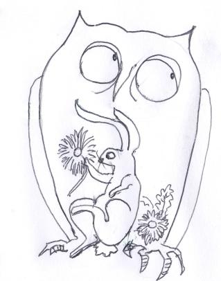wei wu wei vi - story of owl & rabbit