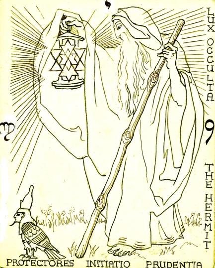 9 hermit - Version 3