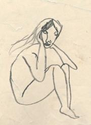 bather 1956
