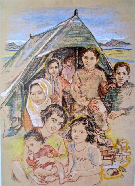 refugees 2008
