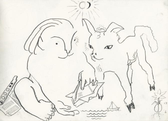 The Fool & Lamb write a Book