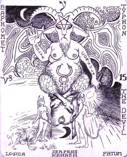 15 devil - Version 4