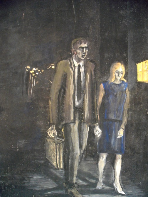 Couple in the night 1964